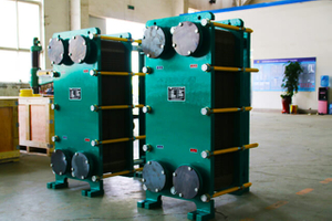 Heat Exchanger for Ice Storage System