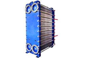 Heat Exchanger for Pressure Barrier of High Rise Buildings