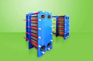 Plate Heat Exchangers for Paper Production