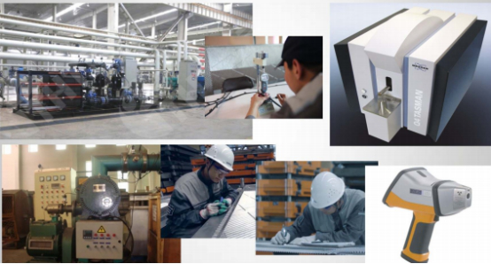 Product Manufacturing and Inspection Capability