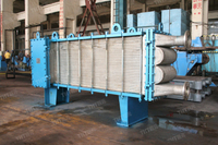 Fully Welded Wide Channel Plate Heat Exchanger